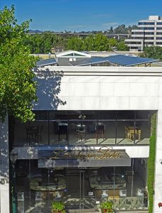Davidson & Licht have a 9,000sq. ft. store space powered by SunPower