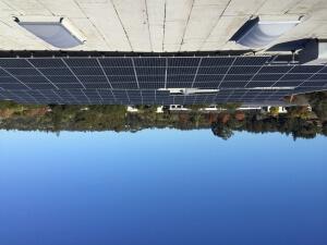 Geo H. Wilson Solar Panel Installation
