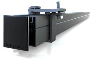 SunPower InvisiMount® system