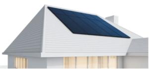 SunPower EquinoxTM Solar Panel Diagram